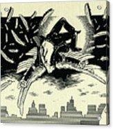 Icarus Acrylic Print