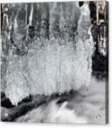 Ice 2 Acrylic Print