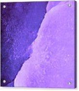 Ice Art #225 Acrylic Print