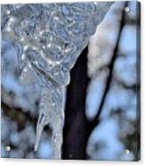 Ice Art 47 Acrylic Print