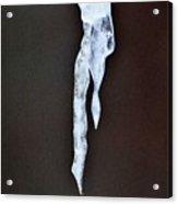 Ice Art 52 Acrylic Print