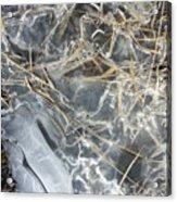 Ice Art IIi Acrylic Print