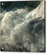 Ice Cap 2 Acrylic Print
