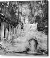 Ice Castle Acrylic Print