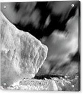 Ice Giant Acrylic Print
