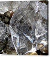 Ice II Acrylic Print