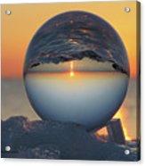 Ice-land Acrylic Print