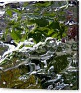 Ice Mirror 2 Acrylic Print