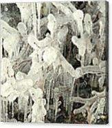 Ice Works Acrylic Print