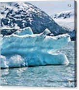 Iceberg Glacier Alaska  Acrylic Print