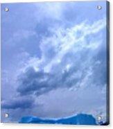 Iceberg In Argentina Acrylic Print