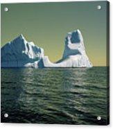 Iceberg in the Labrador Sea Acrylic Print