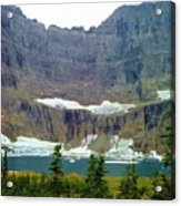 Iceberg Lake Acrylic Print