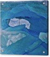 Iceberg Window Acrylic Print