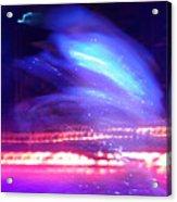 Icedance Acrylic Print