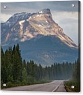 Icefields Parkway Banff National Park Acrylic Print