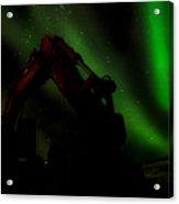 Iceland Borealis 1 Acrylic Print