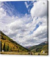 Iconic Colorado Acrylic Print