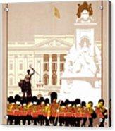 Iconic London  Acrylic Print