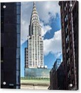 Iconic New York  Acrylic Print