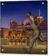 Iconic Pittsburgh Acrylic Print