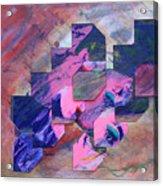 Iconoclasm 3 Acrylic Print