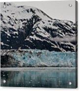 Icy Blue Acrylic Print