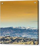 Idaho Landscape No. 2 Acrylic Print