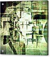 Identity In Uninterrupted Mutation Acrylic Print