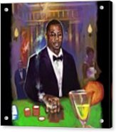 Idris Elba As James Bond 007 #2 Acrylic Print