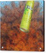 I.e.d. 2 Acrylic Print by James W Johnson