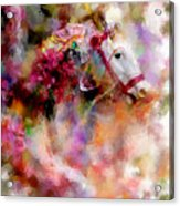 If Wishes Were Horses... Acrylic Print
