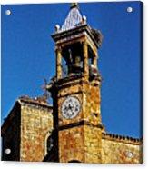 Iglesia De San Martin - Trujillo Acrylic Print