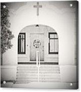 Iglesia Encantada Acrylic Print