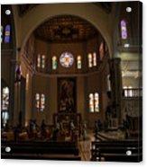 Iglesia Maria Auxiliadora - San Salvador Xix Acrylic Print
