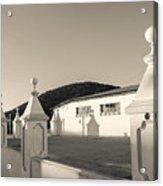 Iglesia San Andres Apostol - Apaneca 17 Acrylic Print
