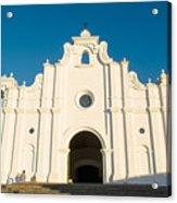 Iglesia San Andres Apostol - Apaneca 5 Acrylic Print
