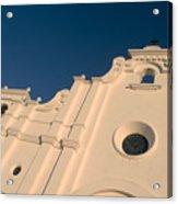 Iglesia San Andres Apostol - Apaneca 8 Acrylic Print