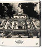 Iglesia San Francisco - Antigua Guatemala IIi Acrylic Print