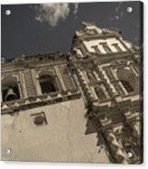 Iglesia San Francisco - Antigua Guatemala Xii Acrylic Print