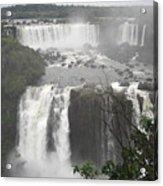Iguassu Falls Acrylic Print