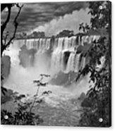 Iguazu Falls Vi Acrylic Print