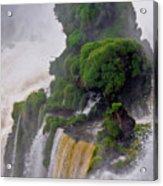 Iguazu Falls Viii Acrylic Print