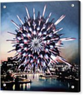 Ikebanas See Dreams Silently IIi. Acrylic Print