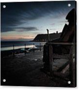 Freddie Gilfroy - Scarborough North Bay Acrylic Print