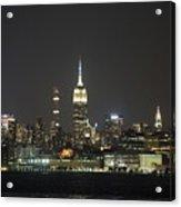 I'll Have A Manhattan To Go Acrylic Print