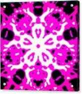 Illuminance Flower Acrylic Print