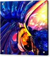 Illuminate Abstract  Acrylic Print