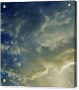 Illuminated Sky Acrylic Print