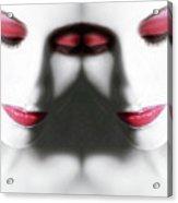 Illumination 2 - Self Portrait Acrylic Print